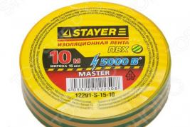 Изолента Stayer Master 12291-15-10