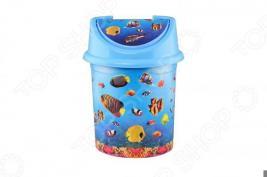 Контейнер для мусора детский Violet 0408/79 «Океан»