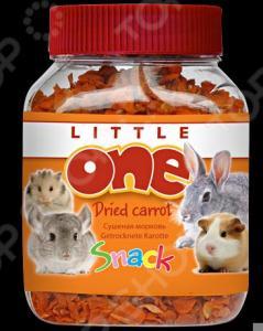 Лакомство для грызунов Little One «Сушеная морковь»