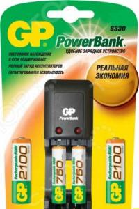Устройство зарядное GP Batteries PB330GSCW210/75-CR4