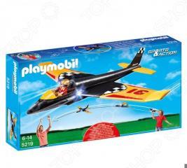 Планер игрушечный со световыми эффектами Playmobil «Игры на открытом воздухе: Скоростной планер»