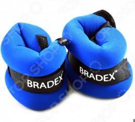 Утяжелители для ног и рук Bradex «Геракл»