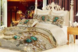 Комплект постельного белья «Фамильные драгоценности». Евро