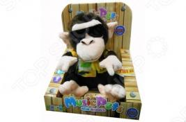 Мягкая игрушка интерактивная «Диджей-обезьянка» CL1505A