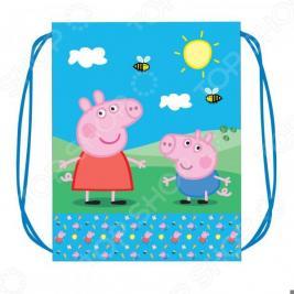 Мешок для обуви Peppa Pig «Свинка Пеппа»