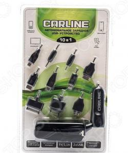 Зарядное устройство автомобильное для телефона Carline CH-10-1B