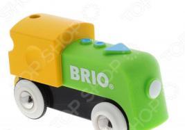 Игрушка деревянная Brio «Мой первый паровозик»