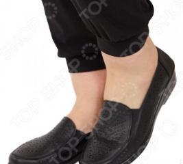 Туфли АЛМИ «Гренада». Цвет: черный