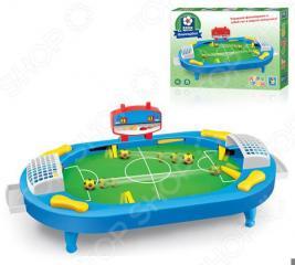 Мини-футбол настольный 1 Toy «Флиппербол»