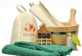 Набор средств и принадлежностей для бани Банные штучки «Здоровый дух»