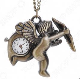 Кулон-часы Mitya Veselkov «Амур»