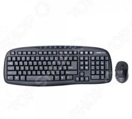Клавиатура беспроводная с мышью Sven Comfort 3400 Wireless