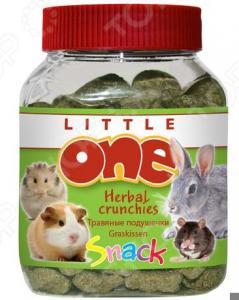 Лакомство для грызунов Little One «Травяные подушечки»