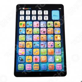 Мини-планшет интерактивный обучающий 1 Toy «Знайка»