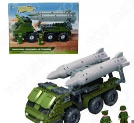 Конструктор игровой 1 Toy «Военная техника. Ракетная пусковая установка»