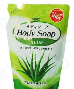 Гель для душа Wins Aloe