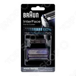 Сетка и режущий блок Braun 3000