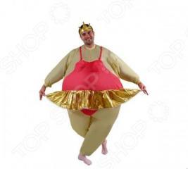 Карнавальный костюм Музыкальные подарки «Балерун»
