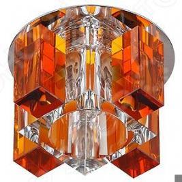 Светильник потолочный светодиодный Эра DK63 CH/WH/BR