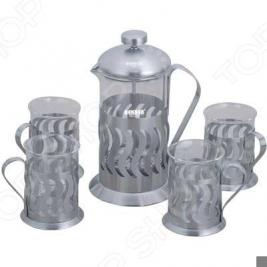Чайно-кофейный набор Bekker BK-367 DeLuxe