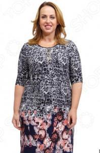 Платье Лауме-лайн «Роскошная красавица». Цвет: синий