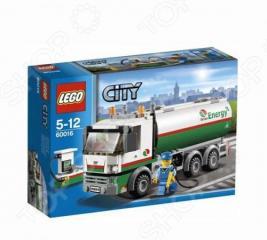 Конструктор LEGO Бензовоз