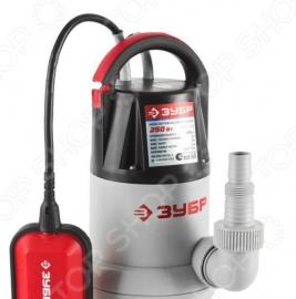 Насос погружной дренажный для чистой воды Зубр ЗНПЧ-250