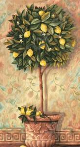 Набор для рисования по номерам Schipper «Лимонное дерево»