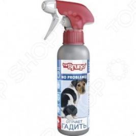 Спрей для коррекции поведения собак Mr.Bruno «Отучает гадить»