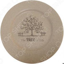 Тарелка обеденная Terracotta «Дерево жизни»