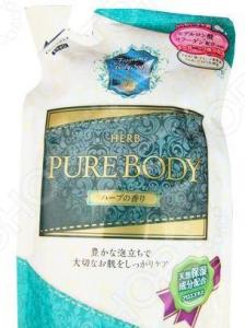Гель для душа Mitsuei Pure Body с ароматом луговых трав