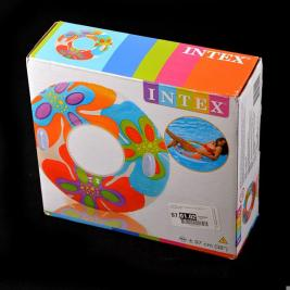 Круг надувной Intex 58263. В ассортименте