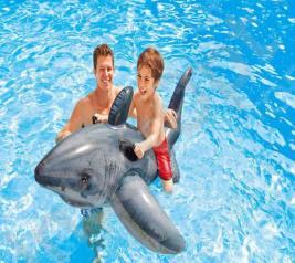 Игрушка надувная Intex «Акула»