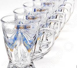Набор бокалов Loraine «Нежность». В ассортименте