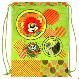 Мешок для обуви Росмэн «Львенок и Черепаха»