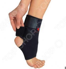 Повязка медицинская фиксирующая Tonus Elast для фиксации голеностопного сустава на липучке 0310