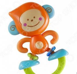 Игрушка-прорезыватель B kids «Веселая обезьянка»