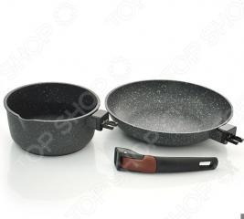 Набор посуды Delimano Stone Expert «Быстрый завтрак»