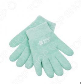 Увлажняющие гелевые перчатки Spa Belle «Алоэ»