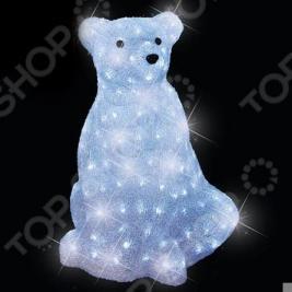Фигура светящаяся Luca Lighting «Медведь с эффектом мерцания»