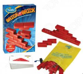 Игра-головоломка Thinkfun «Кирпичики»