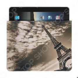 Чехол для iPad Mitya Veselkov «Эйфелева в облаках»