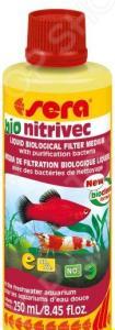 Средство для подготовки аквариумной воды Sera Bio Nitrivec