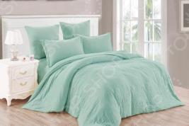 Комплект постельного белья Cleo Pastel Symphony 011-PT. 1,5-спальный