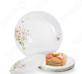 Набор десертных тарелок Loraine LR-23687