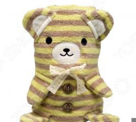 Полотенце-игрушка Coool Toys «Медвежонок»