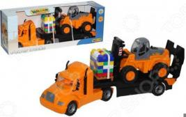 Машина игрушечная с аксессуарами POLESIE «Майк. Супер-Микс»