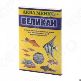 Корм для рыб Аква Меню «Великан»