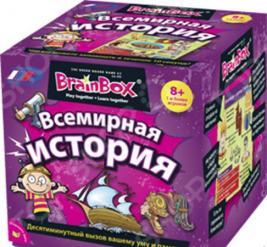 Настольная игра BrainBox Сундучок знаний. Всемирная история