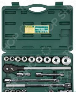 Набор торцевых головок Kraftool Industrie Qualitat 27895-H20_z01